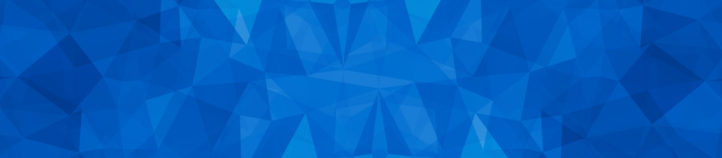 Blue Polygons BG