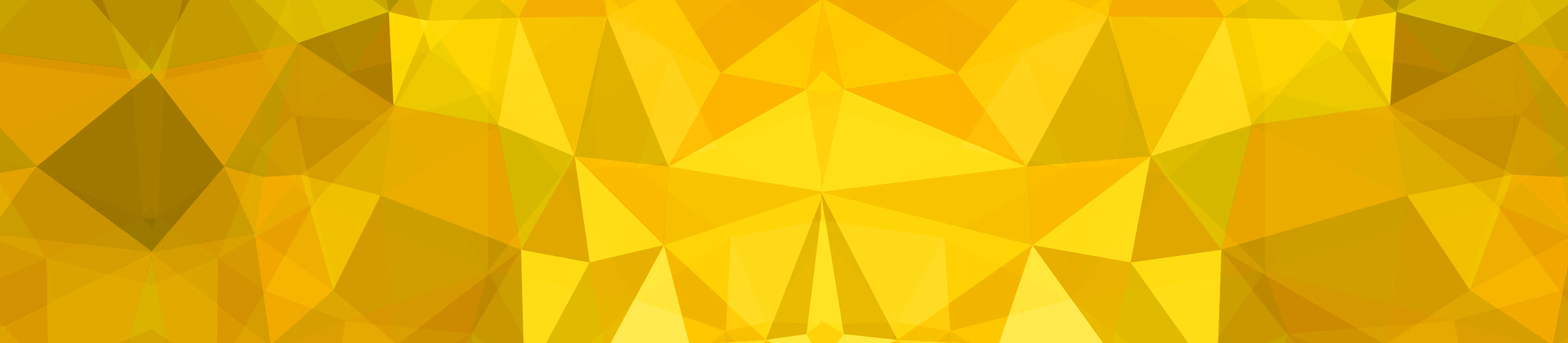 Yellow Polygons BG